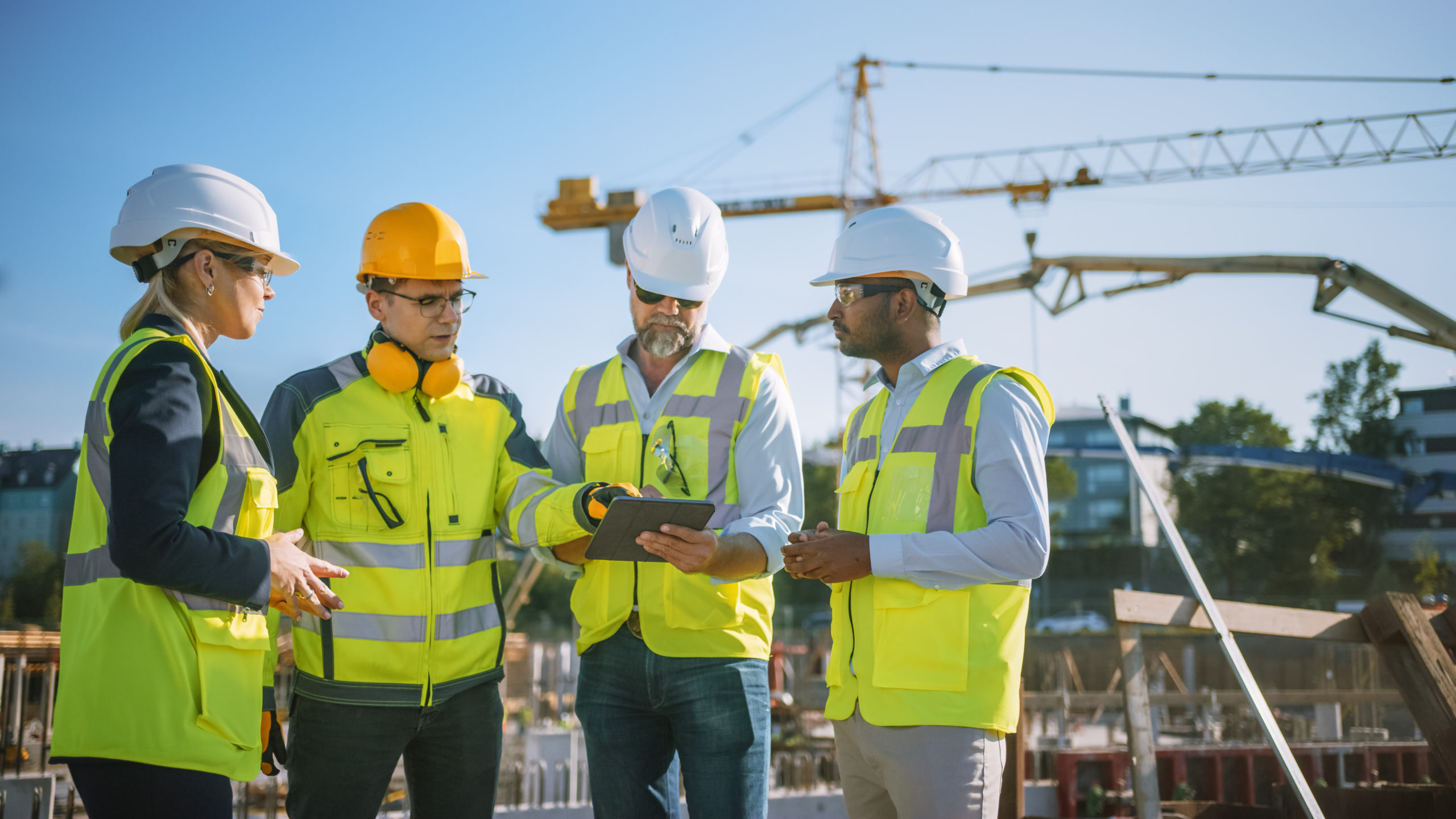 Everything You Need to Know About Hard Hats
