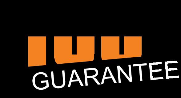 100 100 Guarantee