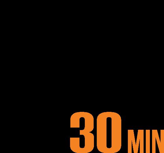 30 Min Pledge