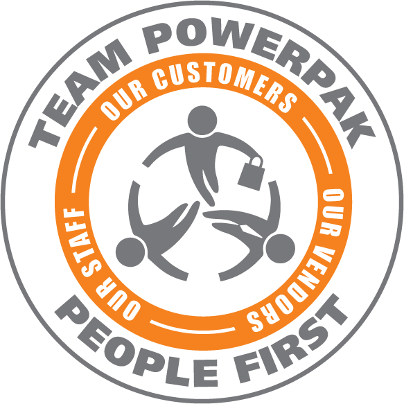 Team PowerPak Logo