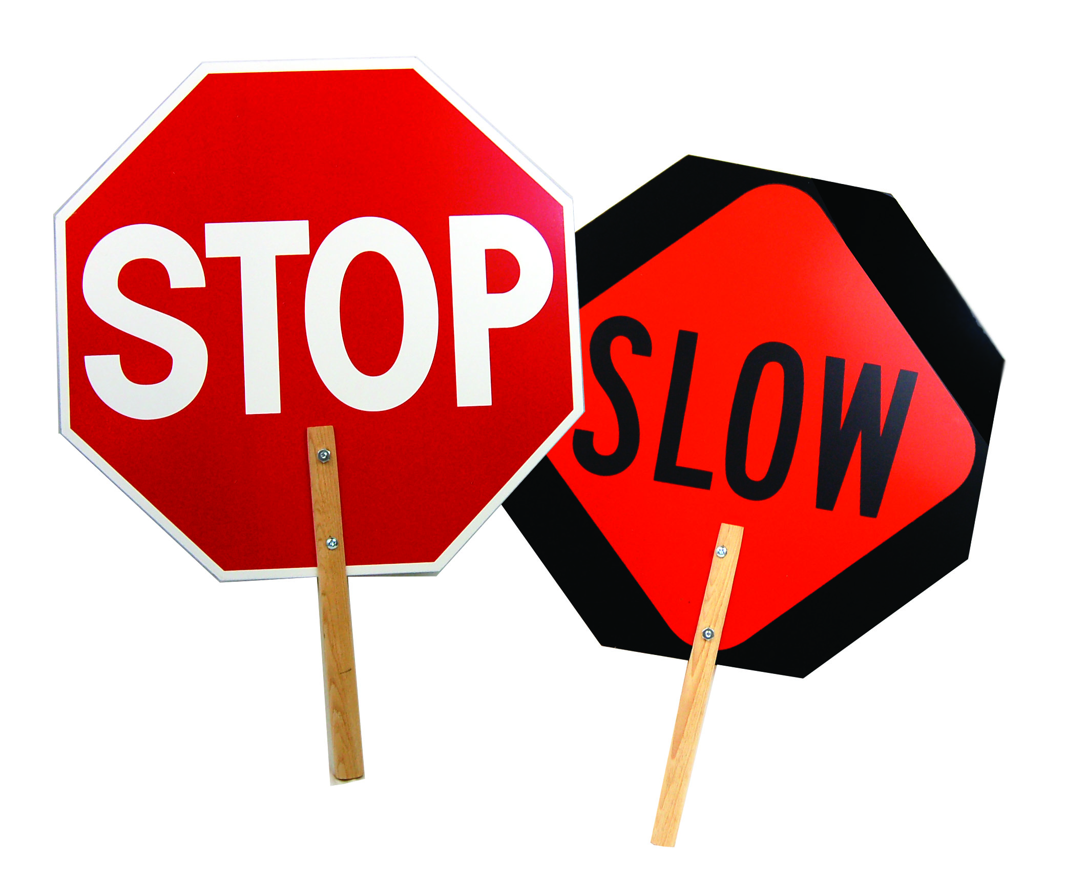 Stop|Slow Paddles