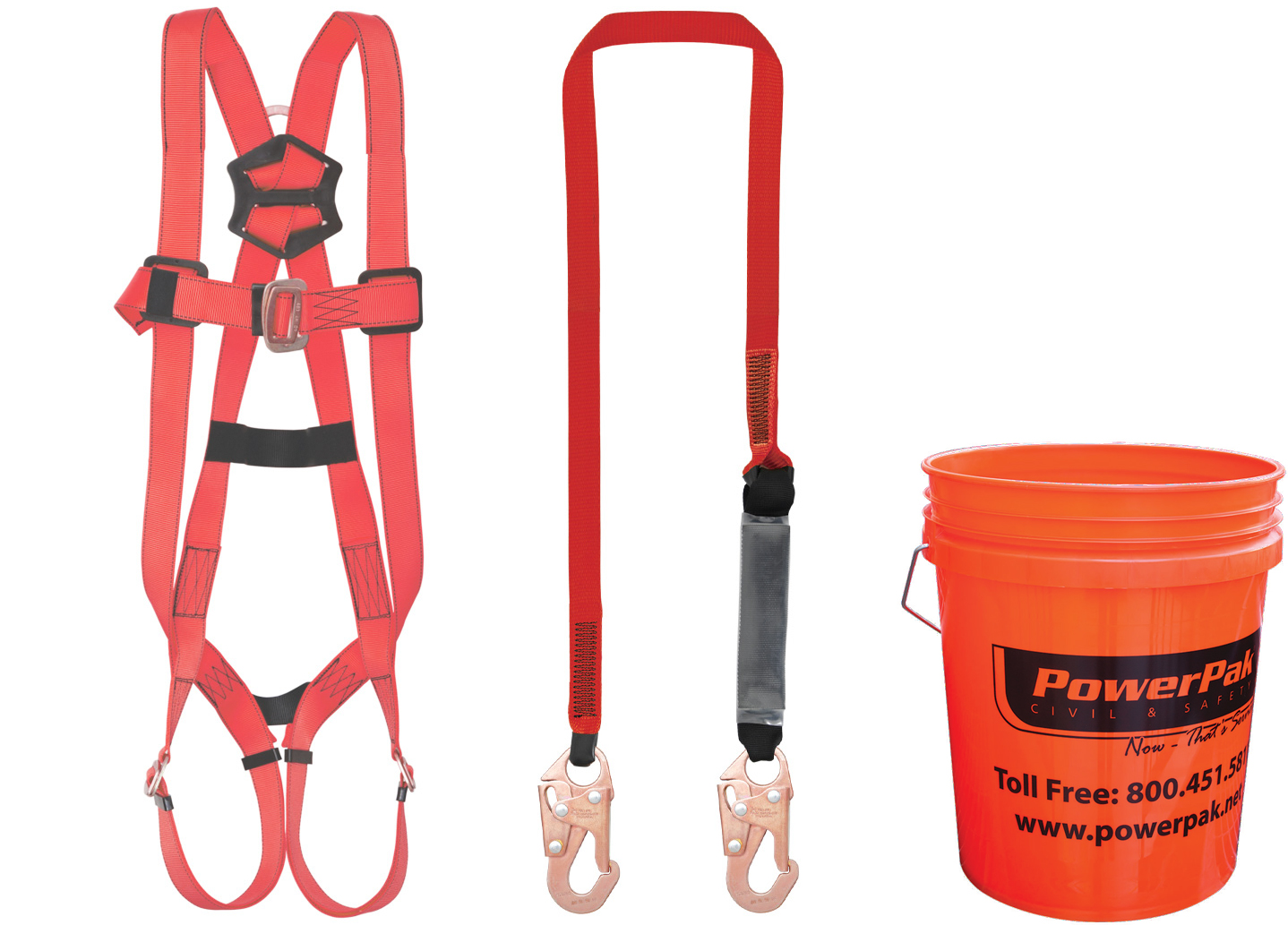 Fall Protection Kit