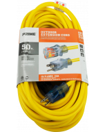 50' 12/3 AWG Contractor extension cord
