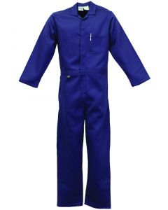 Blue FR Coverall