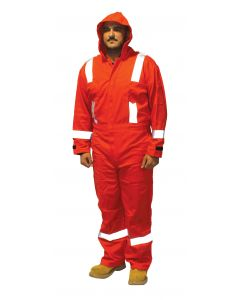 8.7Cal Orange FR Coverall