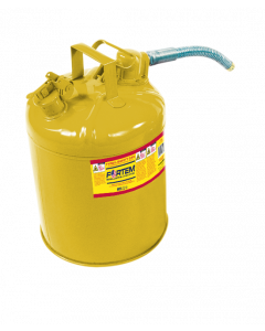 FORTEM Type II Yellow 5 Gallon Safety Can
