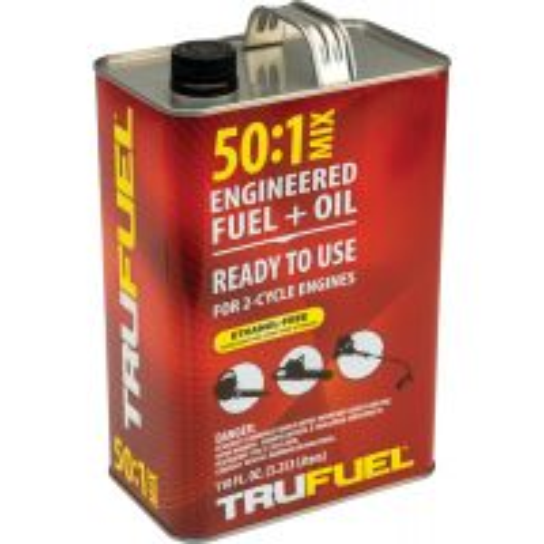 TRUFUEL Premixed 50:1 Fuel -110oz can