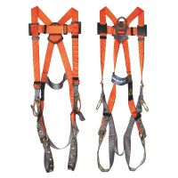 ARRESTA Gold Series Premium Harness with TB and Hip D's