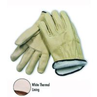 Insulated Pigskin Driver Gloves