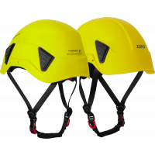 ZERO Safety Helmet - Hi-Vis Yellow