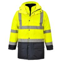 Class 3 5-in-1 Parka style jacket