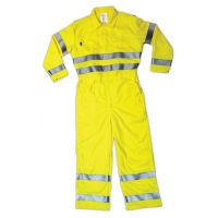 High Visibility ANSI Class 3 FR Coverall